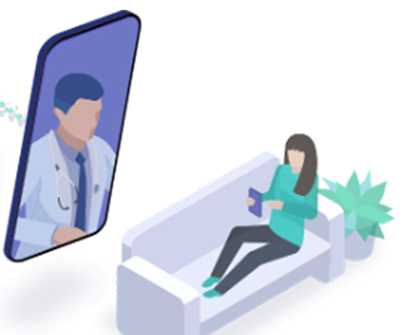 """How patients are dealing with the """"new normal"""" for their doctor visits?"""